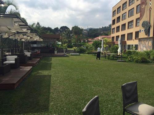 Either for business or pleasure Kiriri Garden Hotel is a fabulous selection