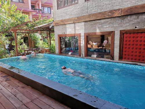 Hotel Middle Path & Spa