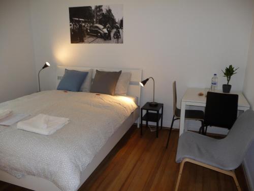 rooms lux city