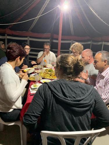 Amazing Bedouin Hospitality