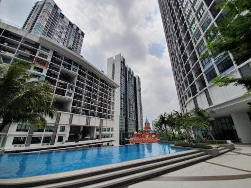 Merveille Paradise I City Soho Suite @ Shah Alam