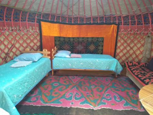 Karakol Yurt Lodge