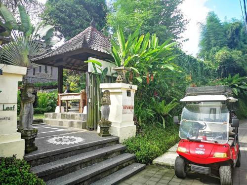 Villa with private pool at Villa Nirvana Ubud