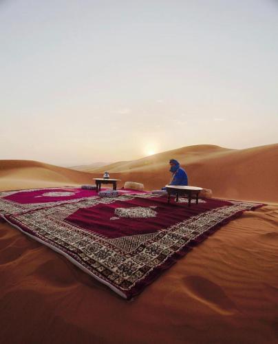 Camp Sahara Tours