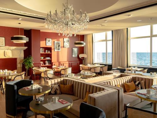 Hotel Mercure Roscoff Bord De Mer