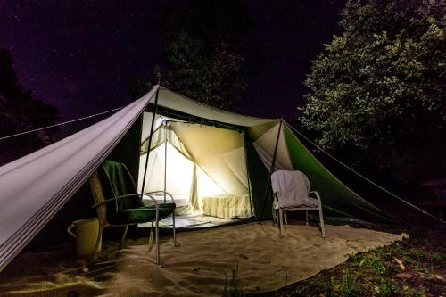 Spacious Rental Tent Agro-turismo Quinta da Fonte