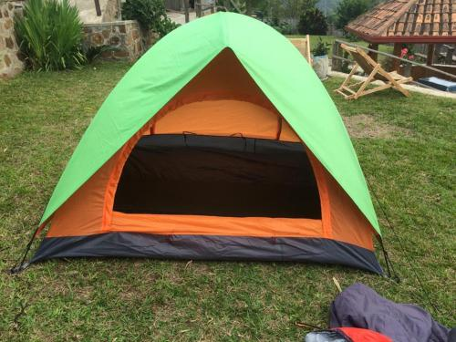 Macheo Écolodge-camping