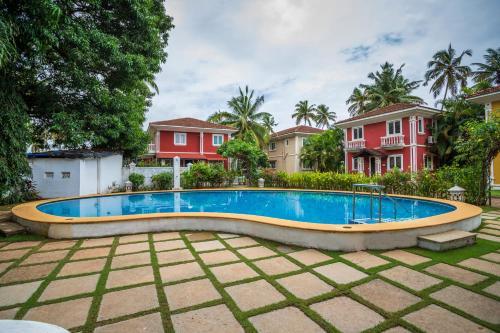 Aspire Orchard 3Bhk Villa~Pool~Calangute