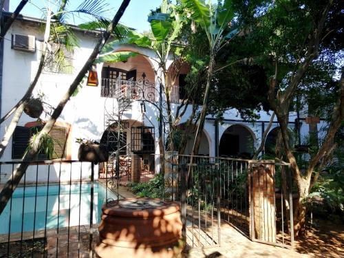 Habitat Hostel Asunción