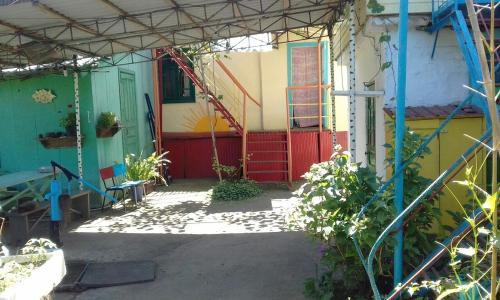 Дом у моря в Абхазии