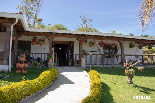 Guatapé Country House Hotel