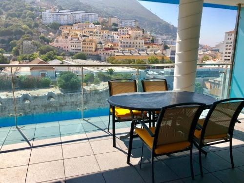 1 Bedroom Apartment Ocean Village, Gibraltar Prime Location