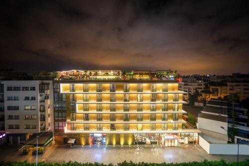 Adagio Casablanca City Center