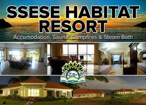 Ssese Habitat Resort