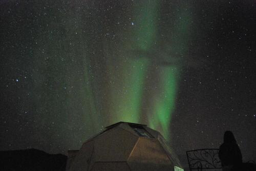 Northern Lights Iglúhús
