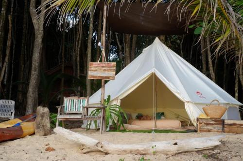O Little Tent de Koh Chang