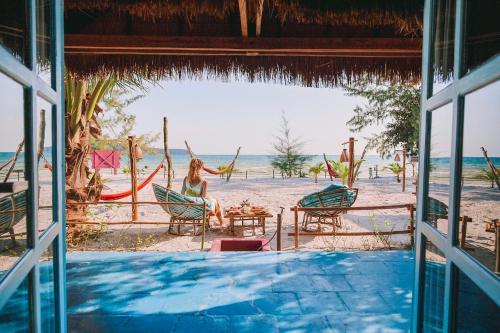 Bamboo Jam Beach Resort