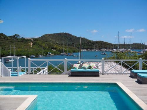 Kittyhawk - Idyllic Views in English Harbour