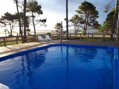 Camping Laguna Garzon Uruguay