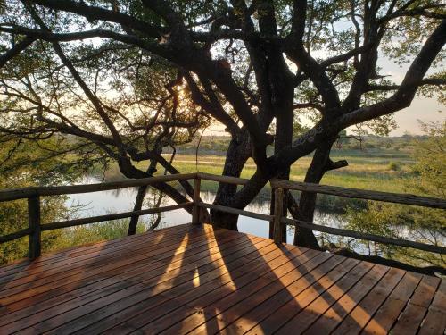 Sharwimbo River Camp