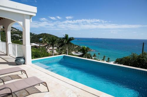 Breath Taking Ocean View. Private Villa With Pool