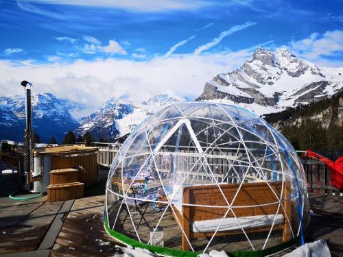 Sky Bubble-Suite with Alpine Panorama (Glarus Alps)