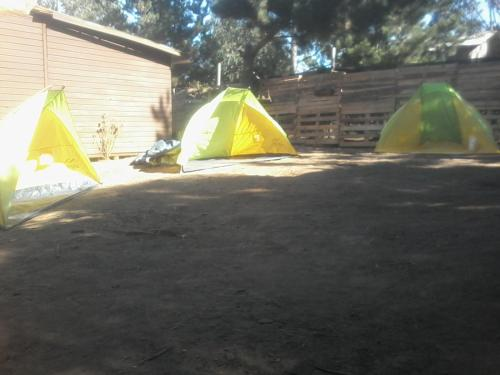 Colors of soul camping, ecologycal, hippie, international site