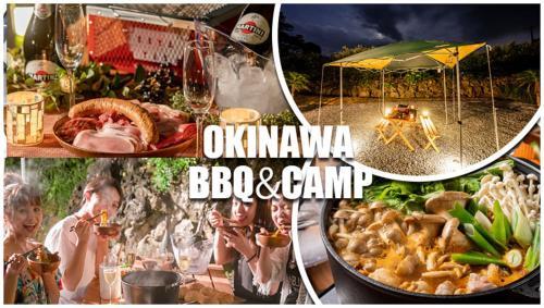 Okinawa BBQ Glamping