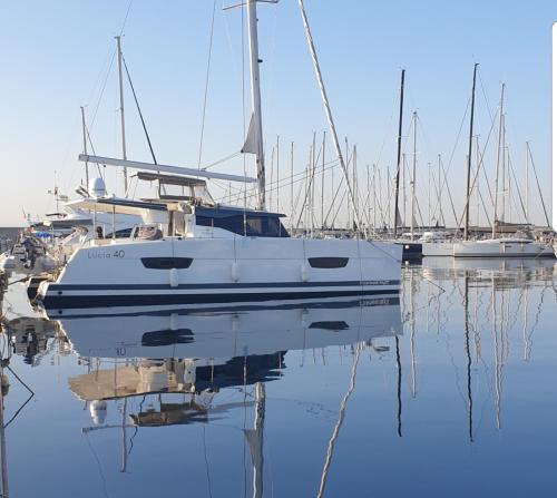 Segel Catamaran