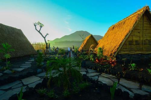 Batur Soul Bambo HUT for Bali