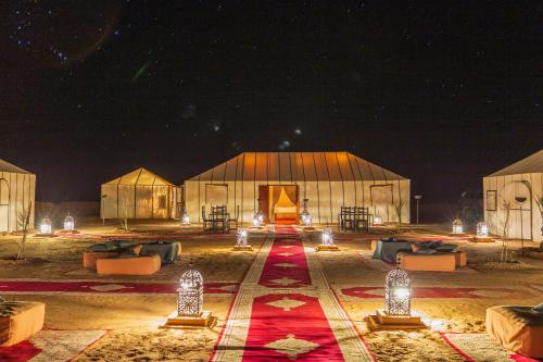 Sirocco Luxury Camp