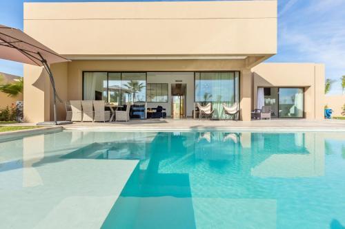 Splendide villa contemporaine Marrakech