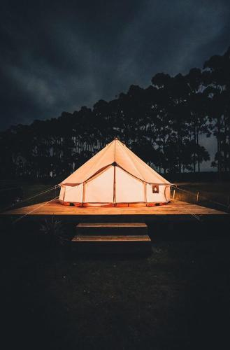 Folk Glamp Tents