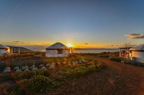 באיי גאלי- אירוח בטבע