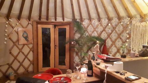 The Magic Yurt