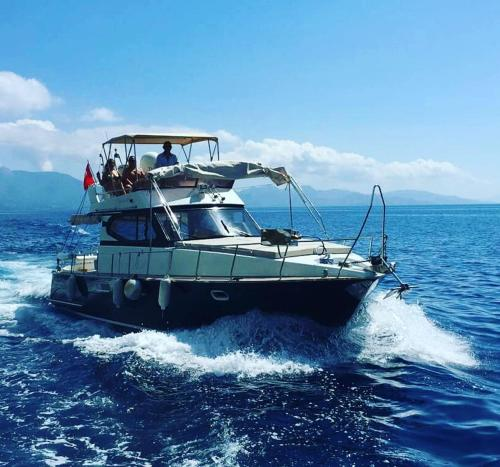 Motoryacht Datça