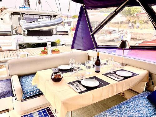 Desirè charming house boat