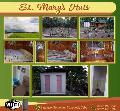 St. Mary's Huts