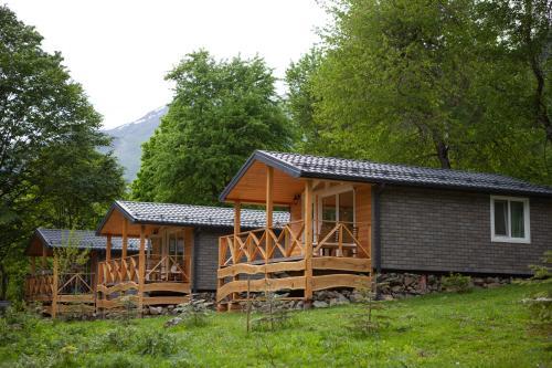 Горный приют Base Camp