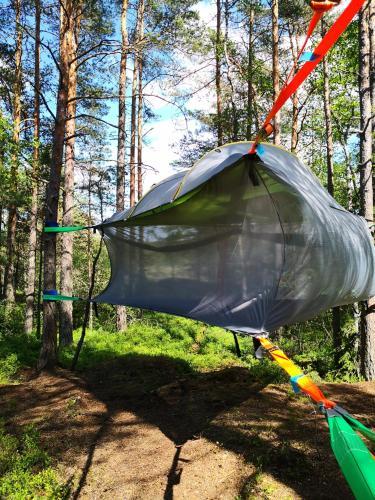 Skytent Ecocamp Taalintehdas Dalsbruk