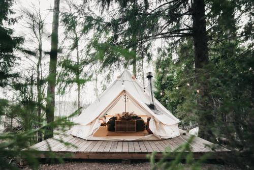 Hygge Camp Karelia