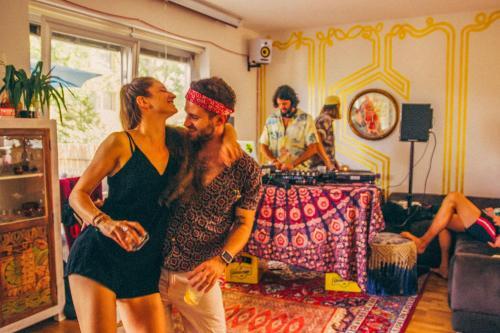 Prime Rooms Vienna - Private Villa with Garden & Party Possibility
