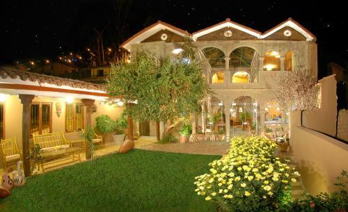 Garden of San Blas