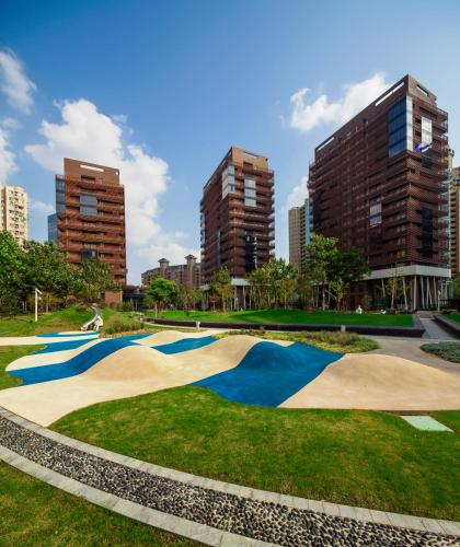 Green Court Premier(Original name: Green Court Serviced Apartment-Green City)