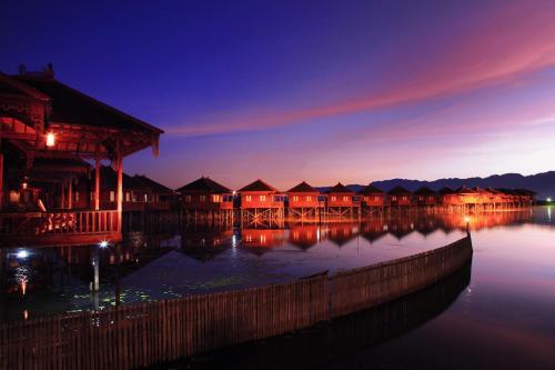 Hupin Inle Khaung Daing Village Resort