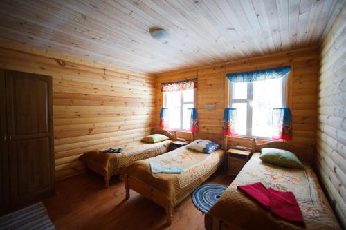 Campsite in Poselok Bakin