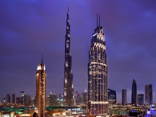 The 10 best 5-star hotels in the United Arab Emirates