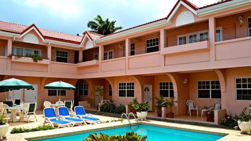 Beach Cross Villa Apartments