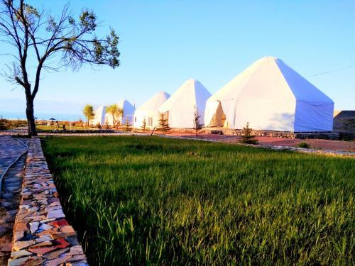 Yurt camp Meiman Ordo