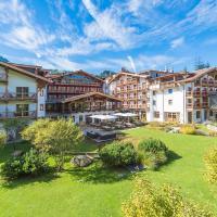 Kitzhof Mountain Design Resort 4 Sterne Superior, hotel in Kitzbühel